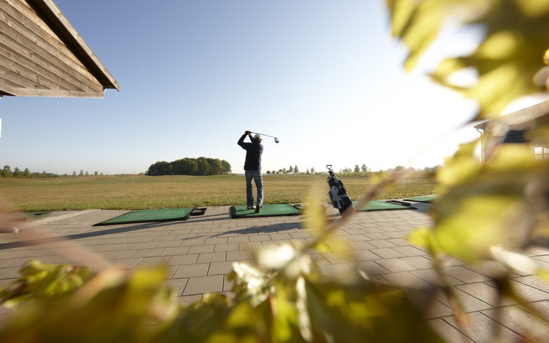 Voordelig golfen na 16:00 in september en oktober!